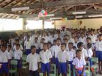 Students of Delwagura School